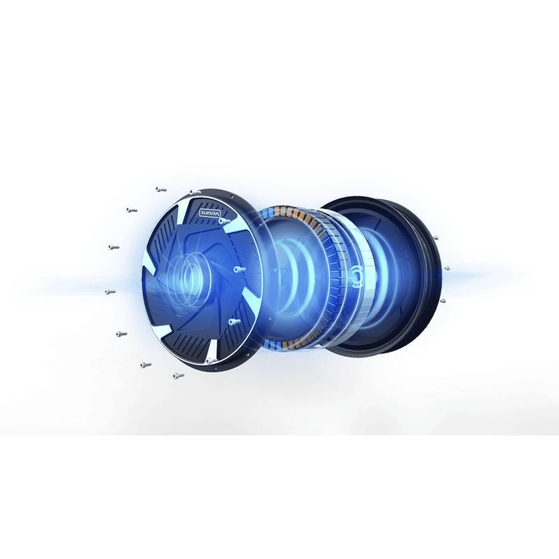 Elektroroller ROBO über 45 km/h