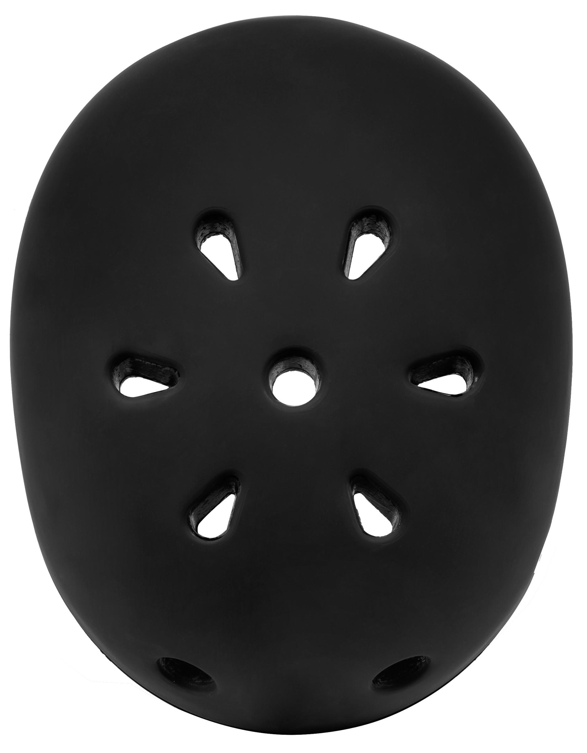 Ennui Elite Black with peak Helm