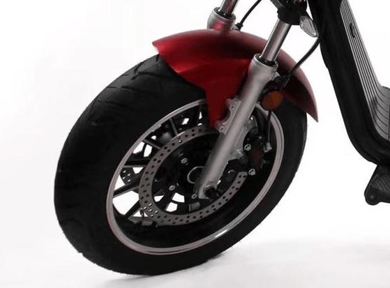 E Roller HARLEY STYLE TW 6.0